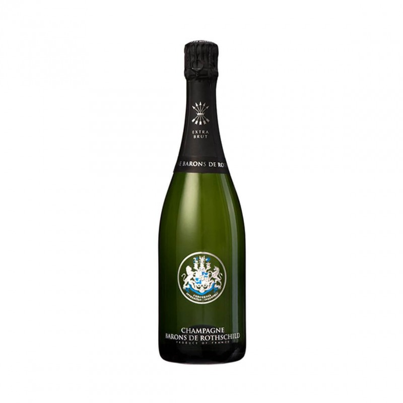 Champagne Extra Brut Barons de Rothschild