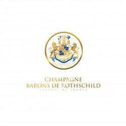 Champagne blanc de blancs Barons de Rothschild