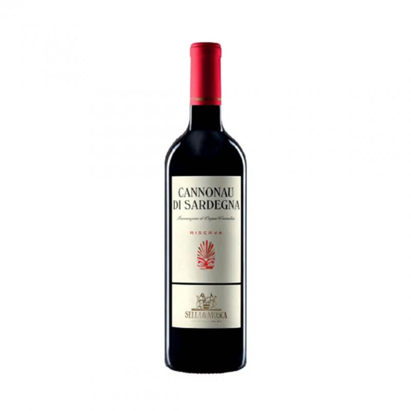 Cannonau Riserva DOC Sella & Mosca