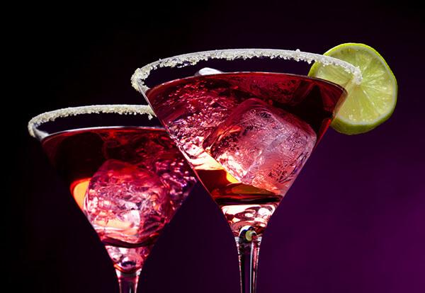 Cocktail ensanglanté pour Halloween - Enoteca Divino