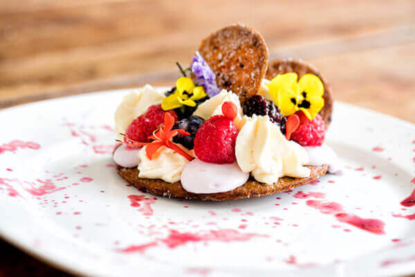 Idée de dessert : accord vin mets - Enoteca Divino